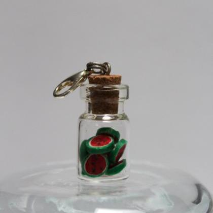 Miniature Watermelon Slices Bottle ..